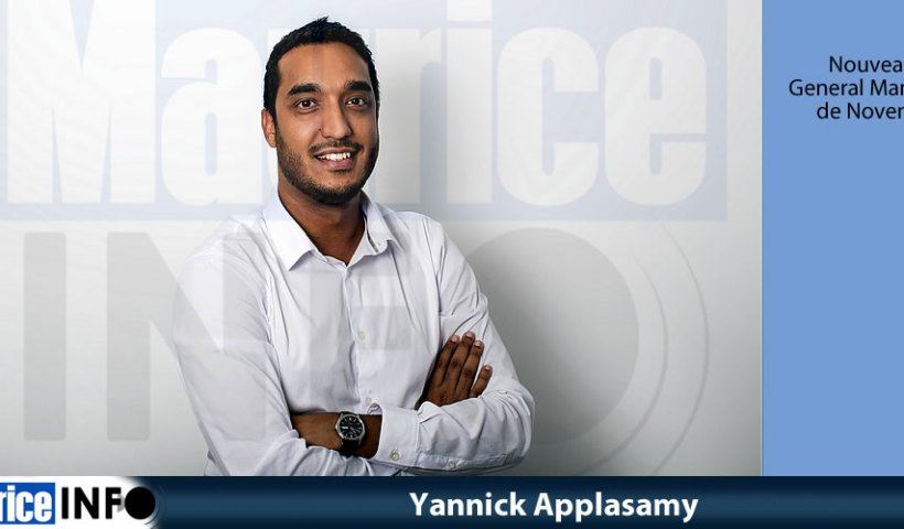 Yannick Applasamy