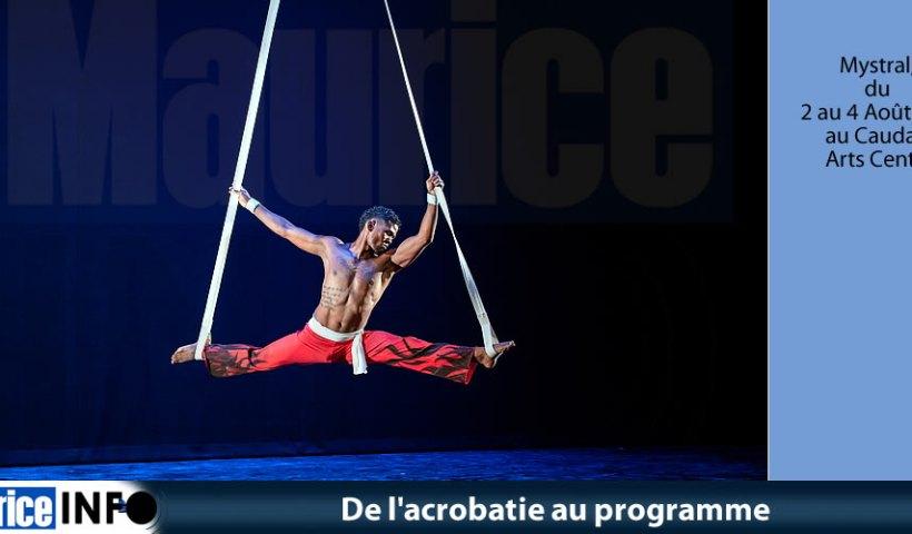 De l'acrobatie au programme
