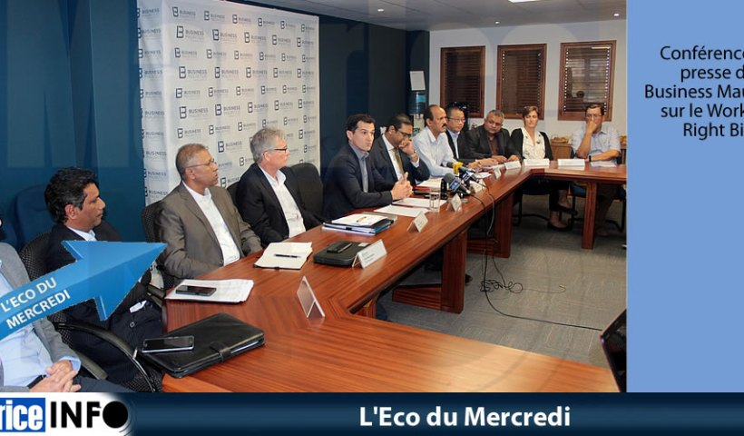 L'Eco du Mercredi de Business Mauritius