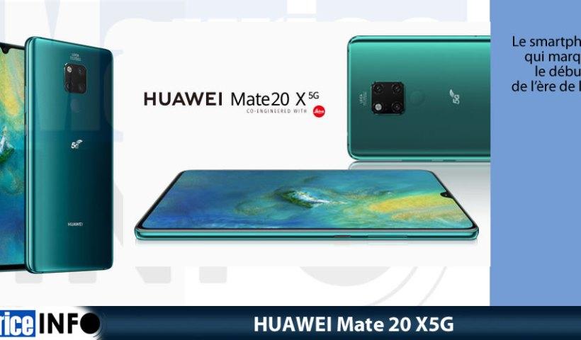 HUAWEI Mate 20 X5G