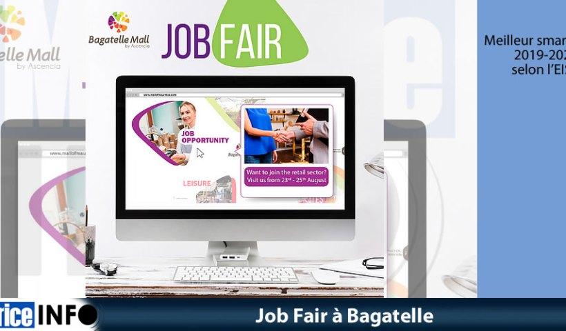 Job Fair à Bagatelle