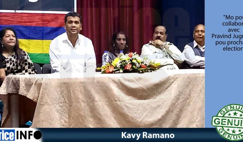 Kavy Ramano