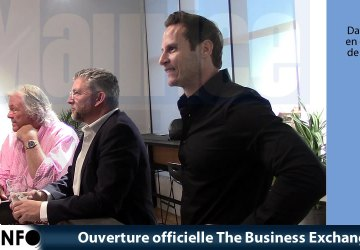 Ouverture officielle The Business Exchange