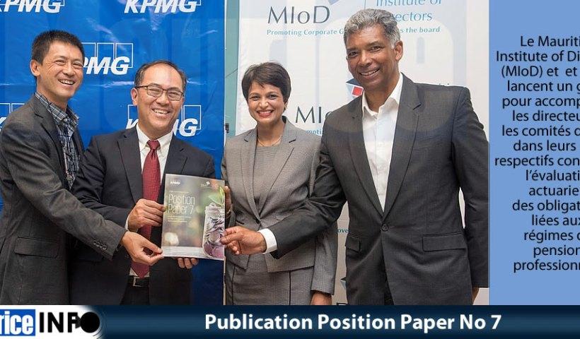 Publication Position Paper No 7