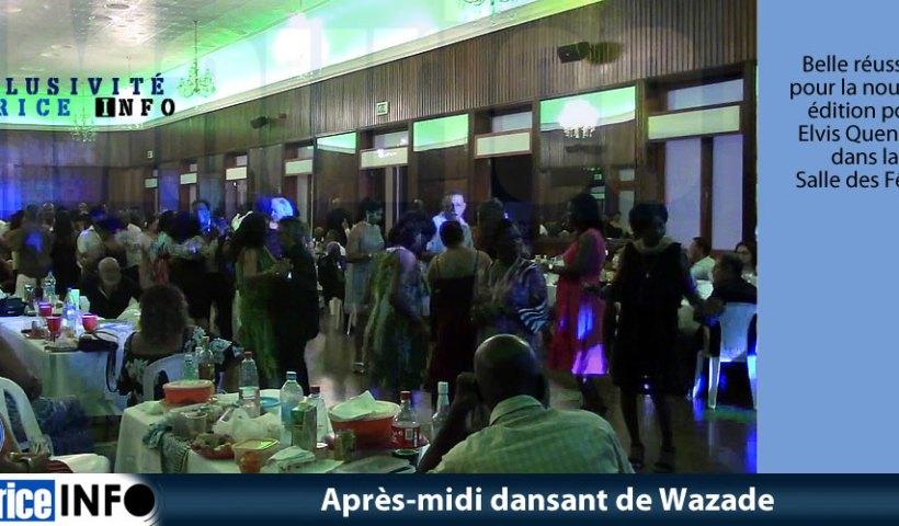 Après-midi dansant de Wazade