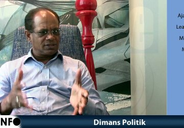 Dimans Politik d'Ajay Gunness