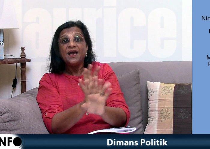 Dimans Politik de Nina Ramdanee