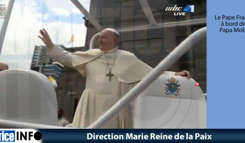 Direction Marie Reine de la Paix © Images MBC