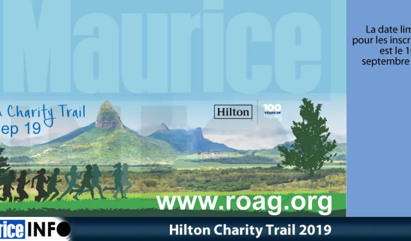 Hilton Charity Trail 2019
