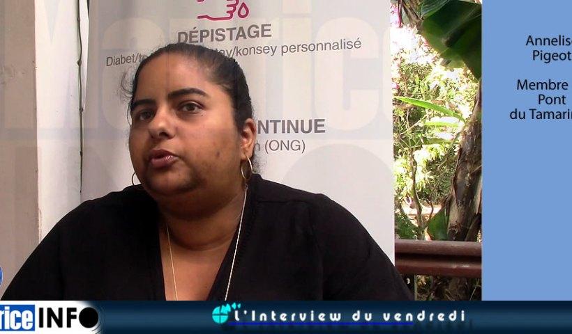 L'Interview du vendredi Annelise Pigeot