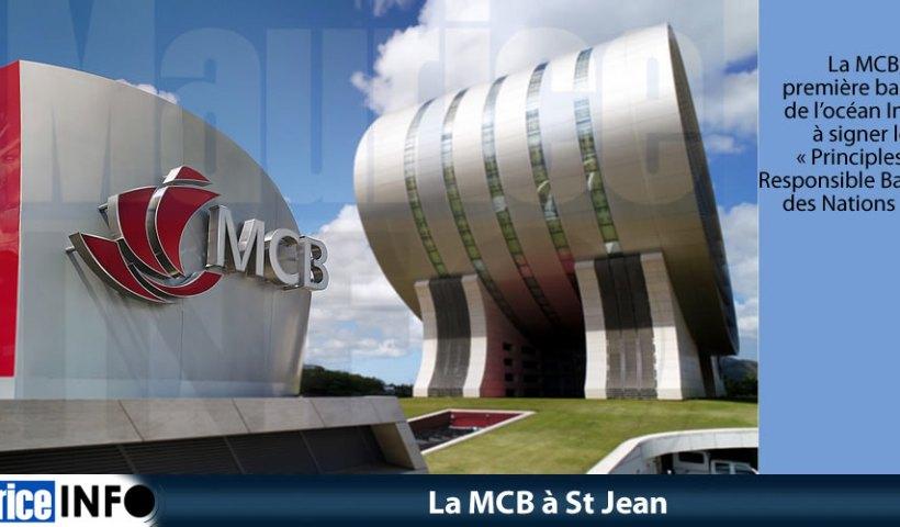 La MCB à St Jean