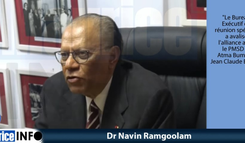 Dr Navin Ramgoolam