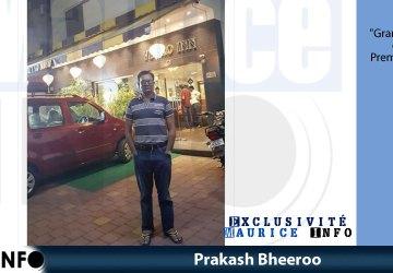 Prakash Bheeroo