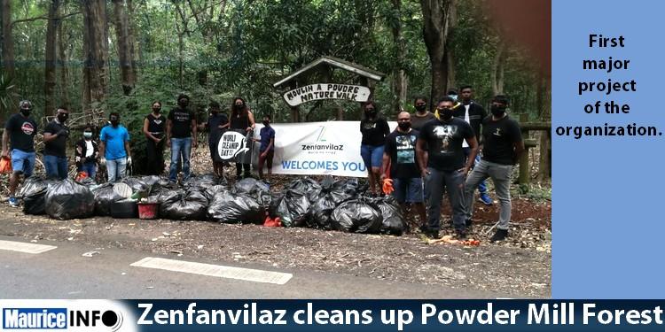 ZenfanvilaZ Cleanup Day