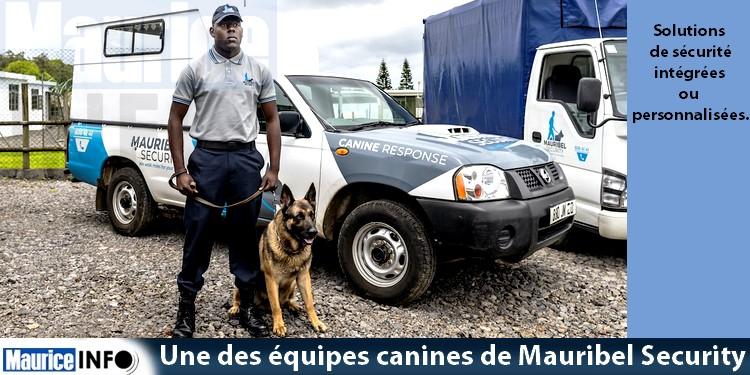 15 ans de Mauribel Security