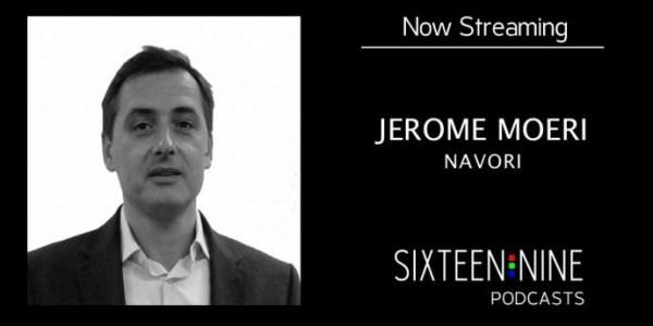 Jerome Moeri, CEO of Navori Labs