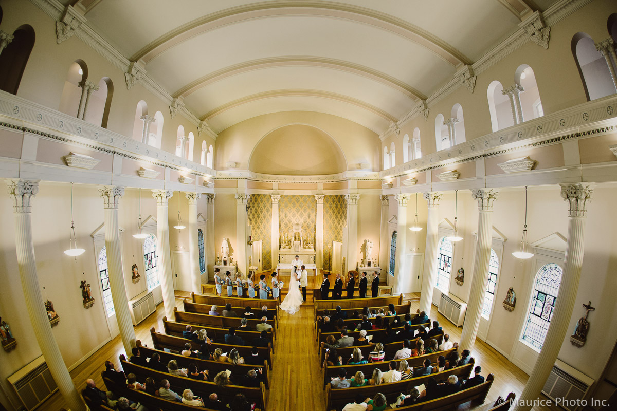 Holy Names Academy Wedding In Seattle