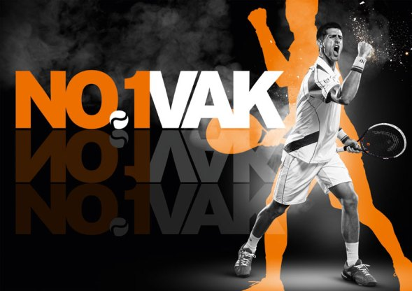 Image result for Djokovic as world number one