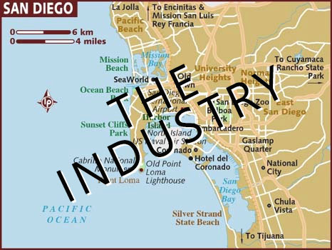 San Diego Industry