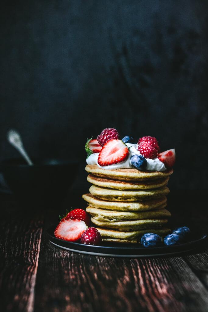 Pancakes Weight Watchers faciles et gourmands