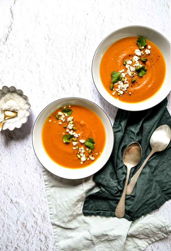 Soupe healthy