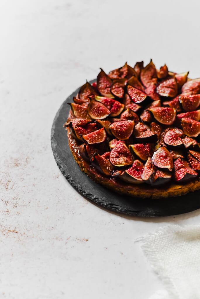 Comment faire une tarte aux figues ?