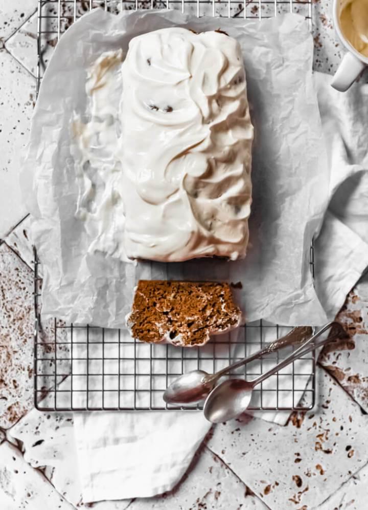 Comment faire un garrot cake minceur
