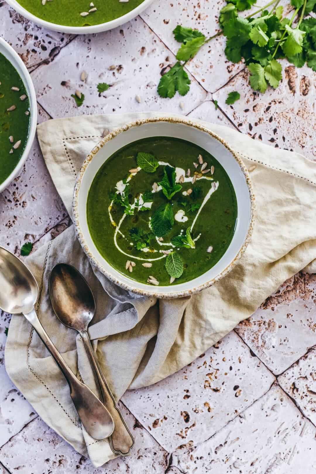 Comment faire de la soupe de légumes