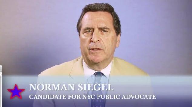 Norman Siegel – Public Advocate