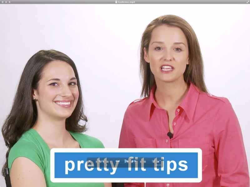 Pretty Fit Tips – Eyebrows