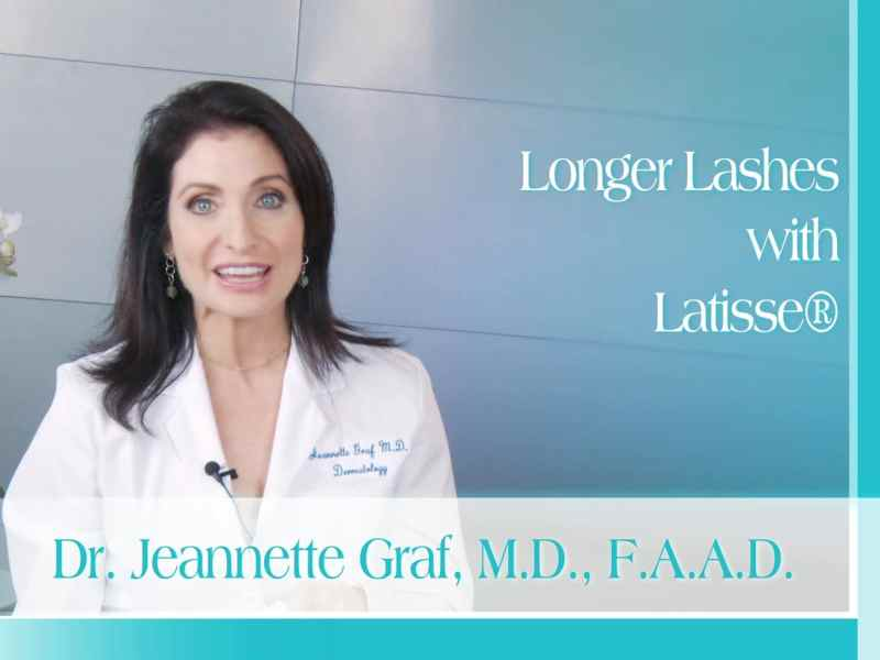 Longer Lashes with Latisse