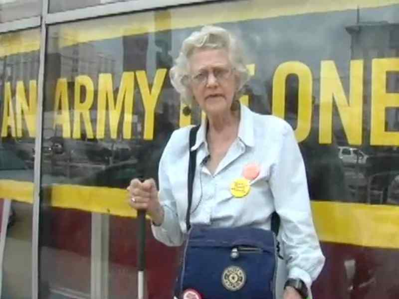 Granny Peace Brigade – Teaser of Documentary