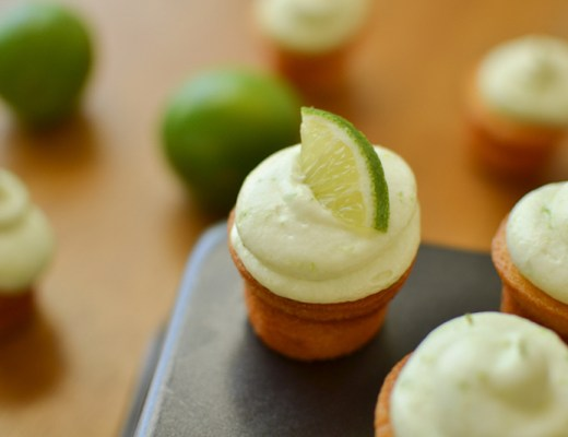 lime frosting