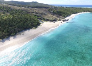 Anse ally and fumier beach in Rodrigues. Best beach in Rodrigues. Where to do.