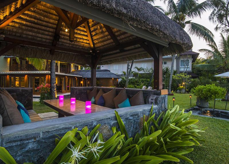 Beach house in Mauritius | Villa Badamier | Mauritius