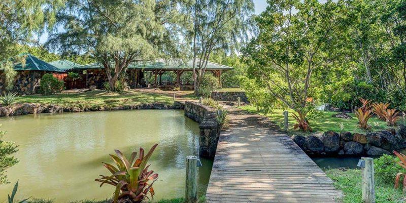 Domaine des Palétuviers - Wedding Venue in Mauritius