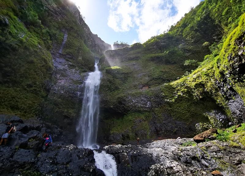 500 Feet Waterfall