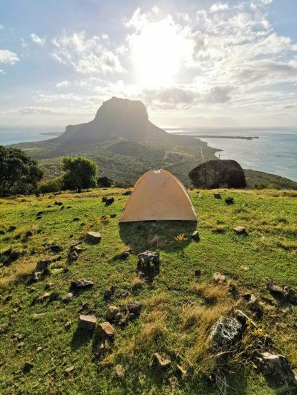 Le Petit Morne Camping