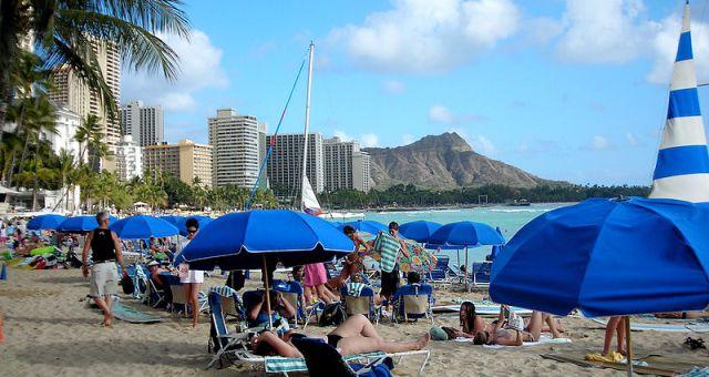 Luxury island getaway choices