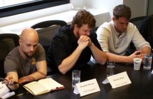 Bryant, Haas e Westmoreland