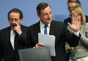 """Draghi e BCE, stile di governo  """"K. e Kamicia"""""""
