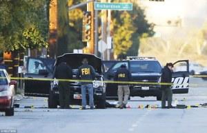 Anche a San Bernardino era in corso una simulazione...
