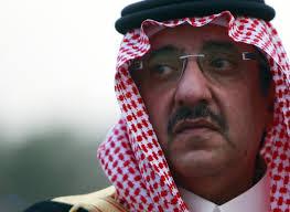 Mohamed bn Nayef, successore in percolo
