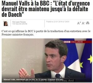 Quando DAESH collabora con Hollande