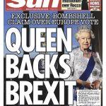 queen back brexit