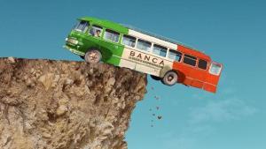 Il collasso della banche italiane. Come replica dell'8 Settembre.