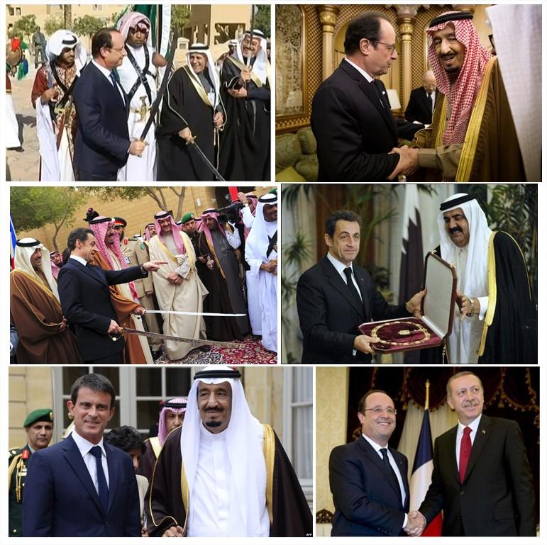 Altri che stimano Hollande. E anche Sarko.