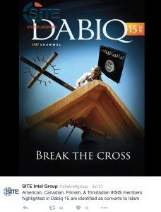 La rivista dell'ISIS. Hollywood..