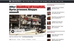 """Bombardato """"l'ultimo ospedale di Aleppo"""" - L'ennesimo ultimo"""