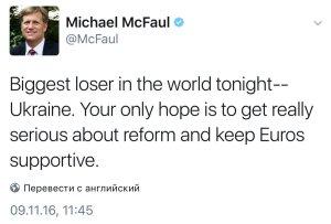Ucraini, siete perdenti